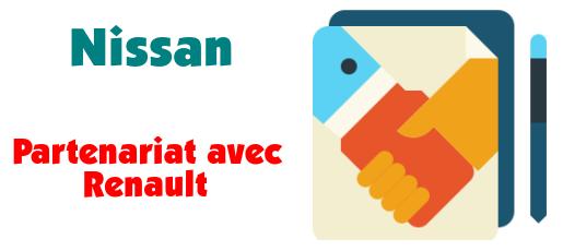 Nissan partenariat