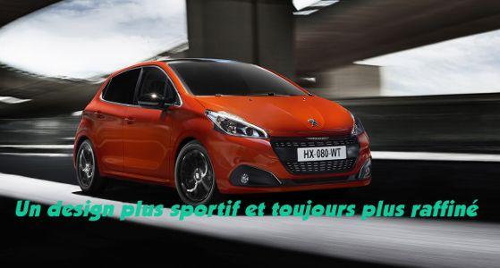Peugeot 208 exterieur