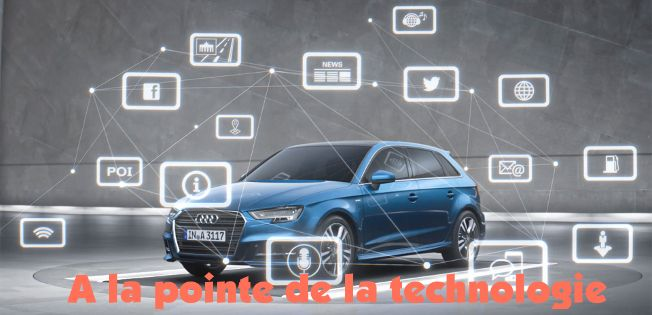 Technologie Audi A3