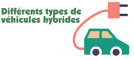 types vehicules hybrides