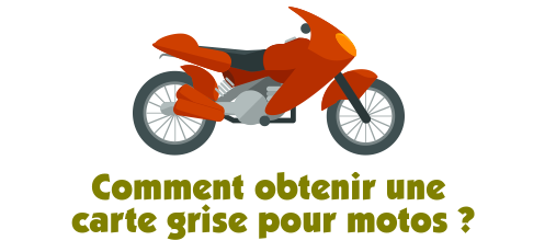 Carte grise motos