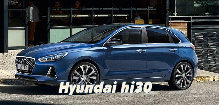 hyundai hi30