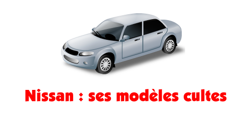 nissan vehicules