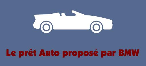 pret Auto BMW