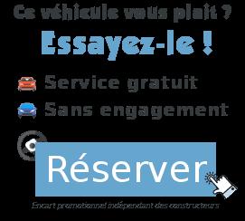 reservation essai auto